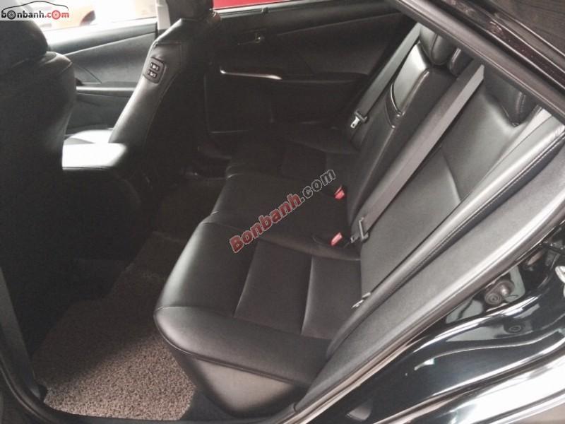 Anh Nam Auto bán xe Toyota Camry 2.5Q đời 2013, màu đen, số tự động