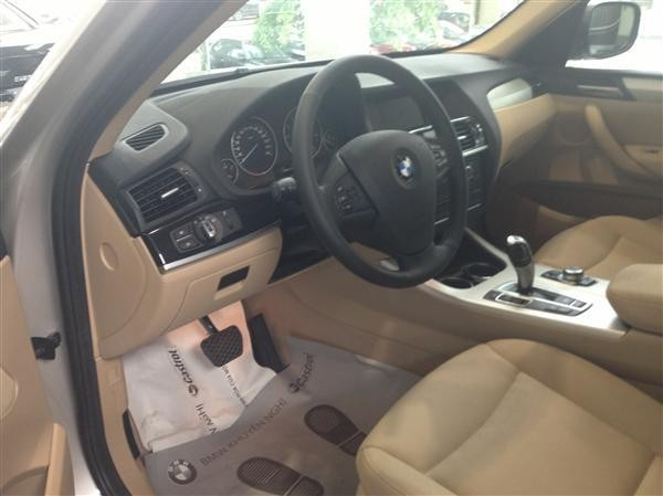 Xe BMW X3 xDriver20i -   mới Nhập khẩu 2015