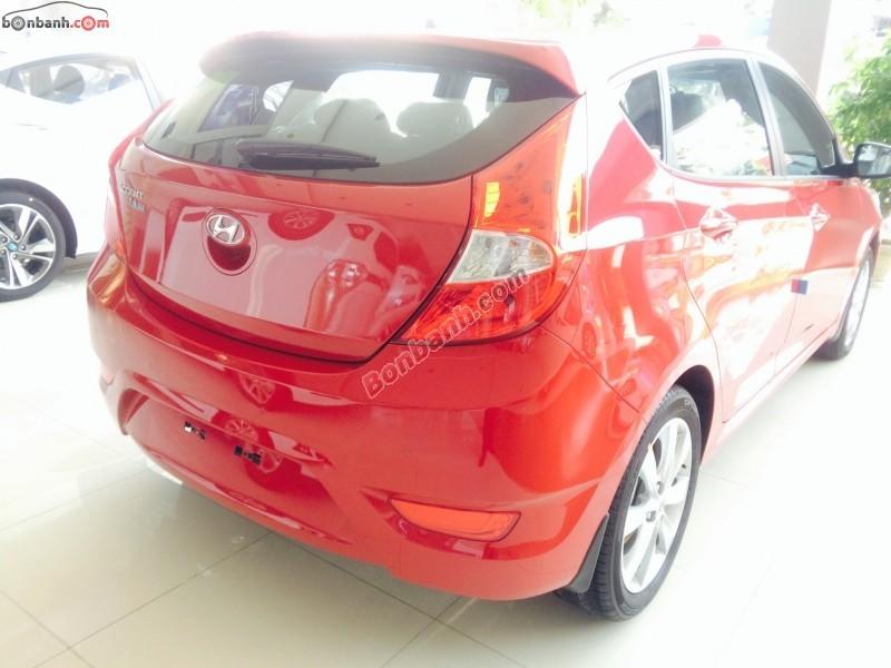 Xe Hyundai Accent 1.4L 2015