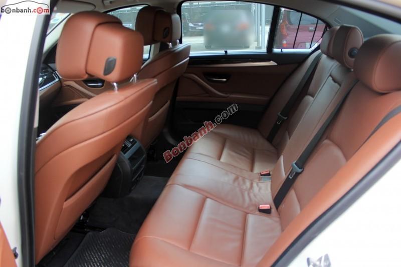 Xe BMW 5 Series  2011