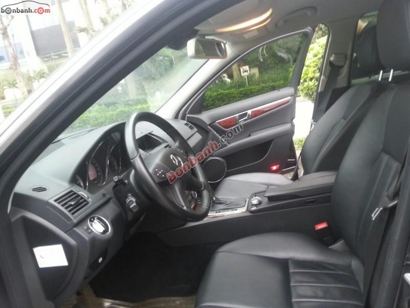 Xe Mercedes-Benz C class  2010