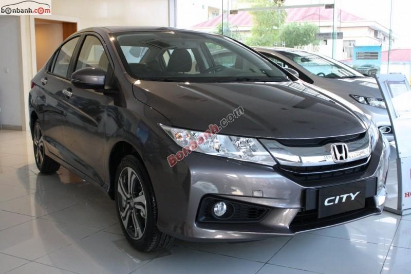 Honda ô tô Tây Hồ bán xe Honda City CVT 1.5AT năm 2015, màu nâu, 599 triệu