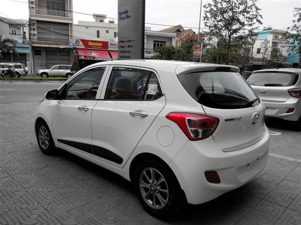 Xe Hyundai i10 Grand -   mới Nhập khẩu 2015