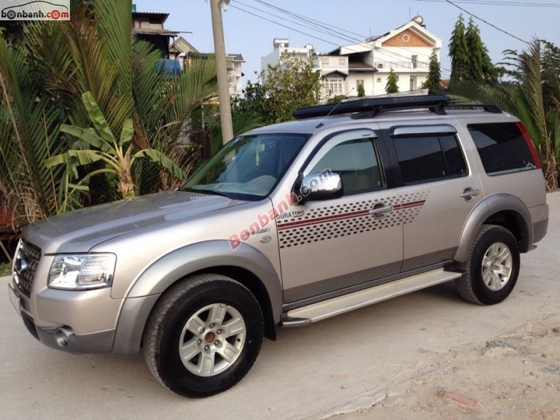 Xe Ford Everest MT 2007