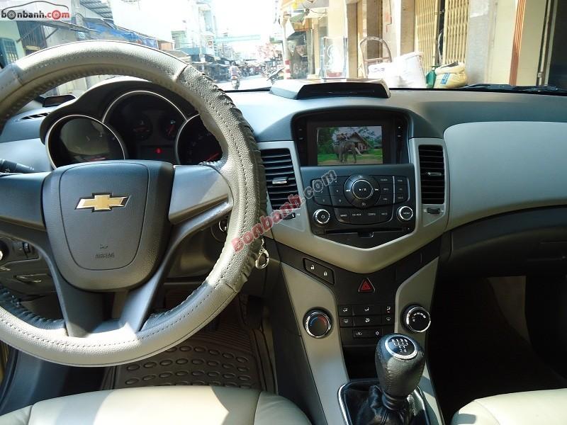 Xe Chevrolet Cruze LS 2010