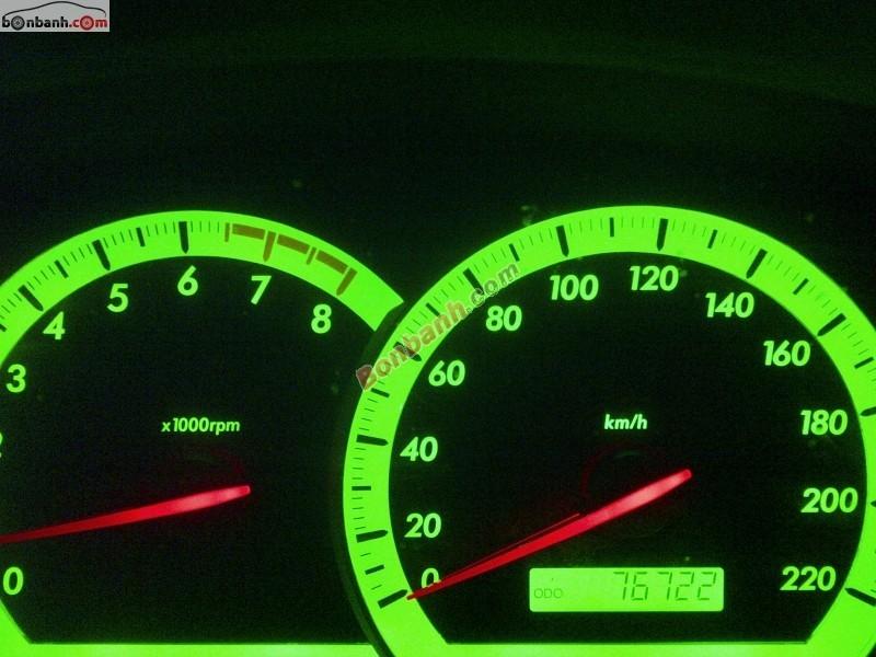 Bán ô tô Chevrolet Captiva LT đời 2008, xe đẹp