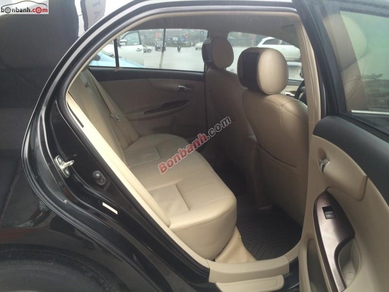Xe Toyota Corolla altis 1.8AT 2011