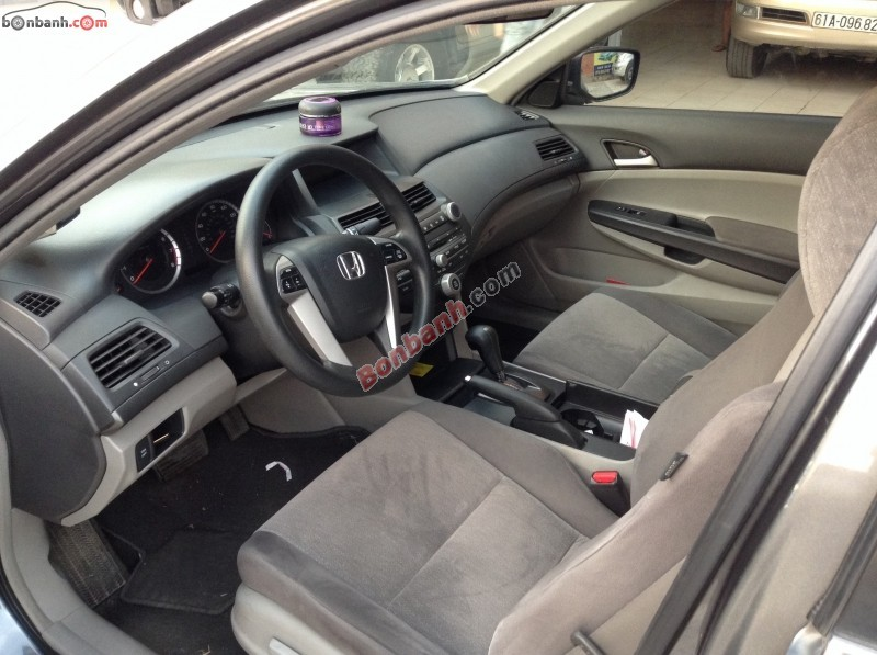 Xe Honda Accord 2.4 2008