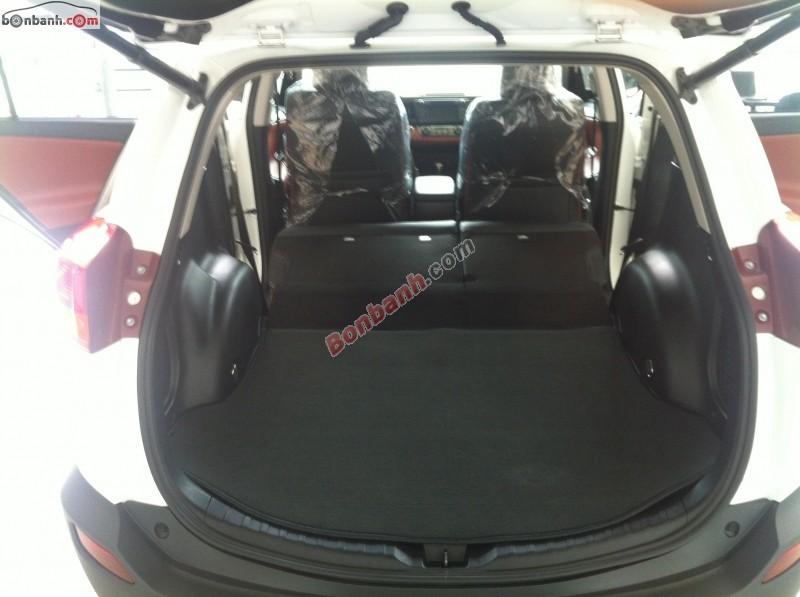 Cần bán Toyota RAV4 Limited đời 2015, màu trắng, nhập khẩu