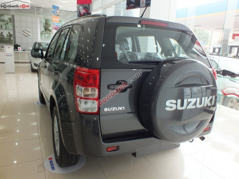 Xe Suzuki Grand vitara 2.0AT 2015