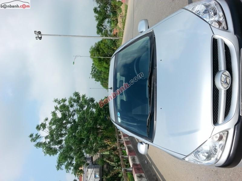 Xe Hyundai Getz  2008