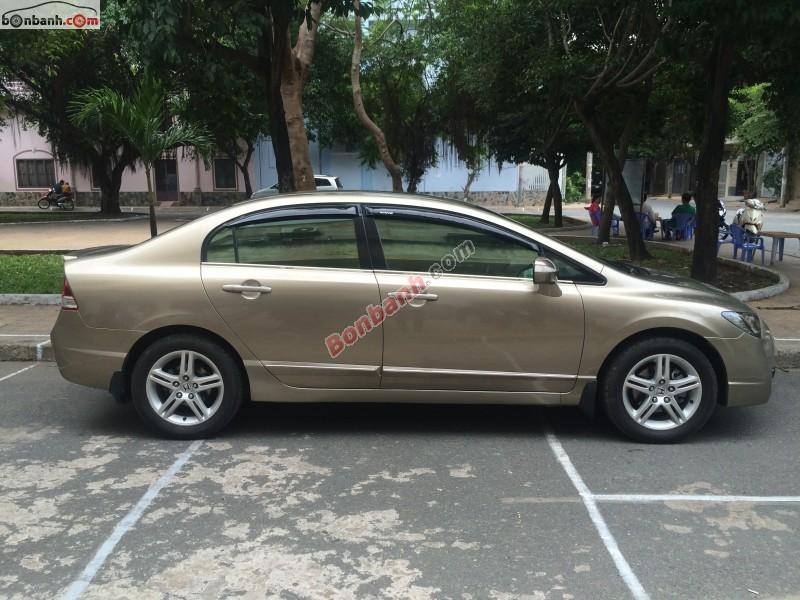 Xe Honda Civic 2.0 2010