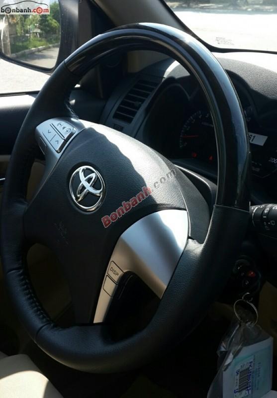 Xe Toyota Fortuner 2.7V 2015