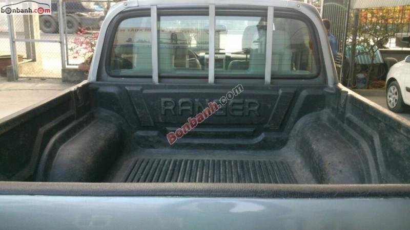 Xe Ford Ranger XL 2011