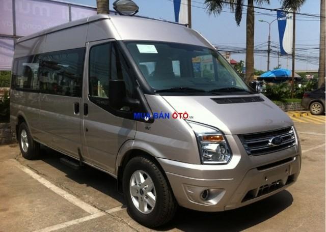Xe Ford Transit Transit mid 2.4L 2015