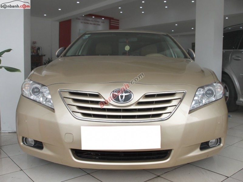 Xe Toyota Camry LE 2007