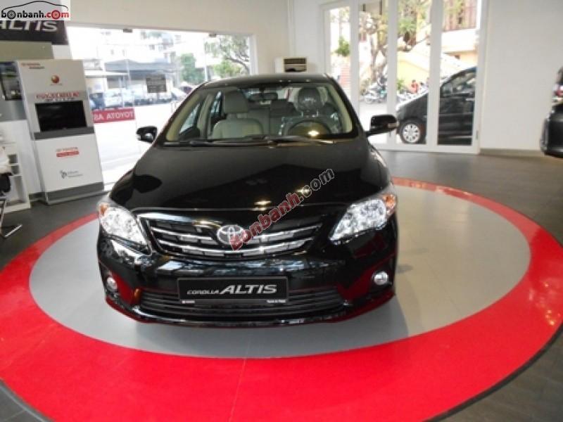 Xe Toyota Corolla altis 1.8 AT 2015
