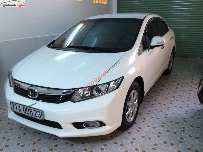 Xe Honda Civic 1.8AT 2013