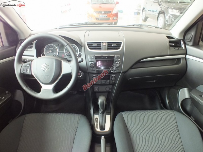 Xe Suzuki Swift 1.4AT 2015