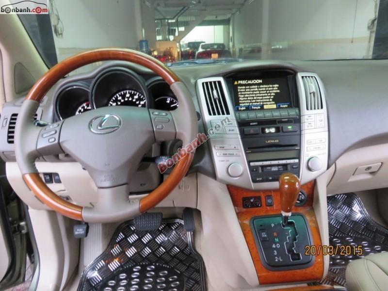 Xe Lexus RX 350 2008