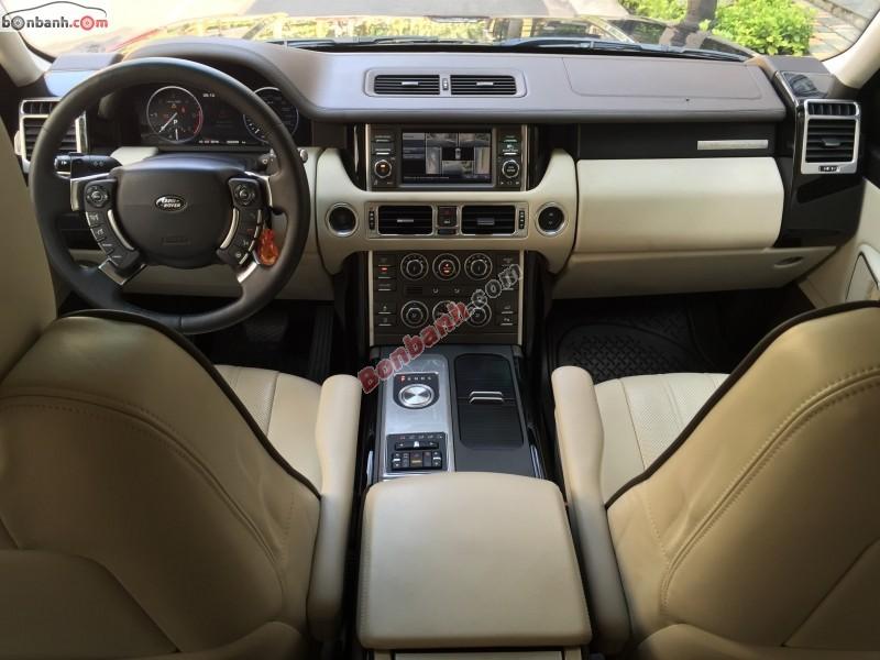 Xe LandRover Range rover Sport Vogue 2011
