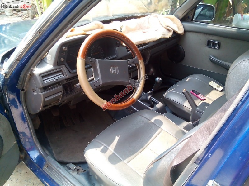 Xe Honda Accord Trước 1990