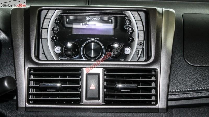 Xe Toyota Yaris 1.3G 2015