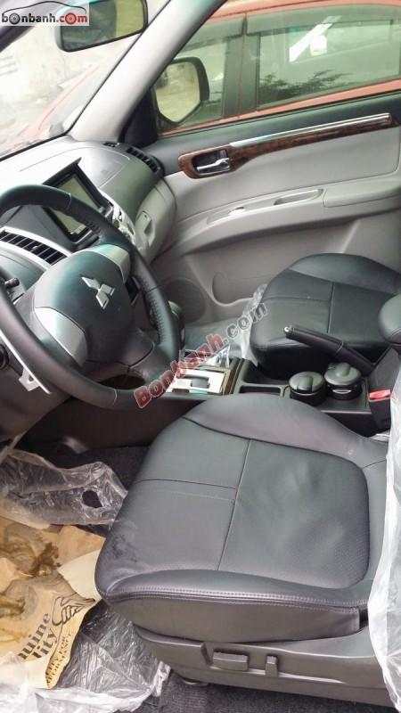 Xe Mitsubishi Pajero Sport G 2015