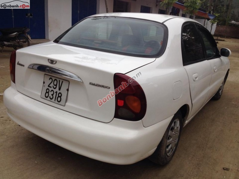 Xe Daewoo Lanos  2002