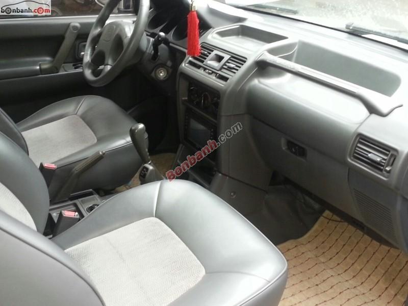 Xe Mitsubishi Pajero 4x4MT 2004