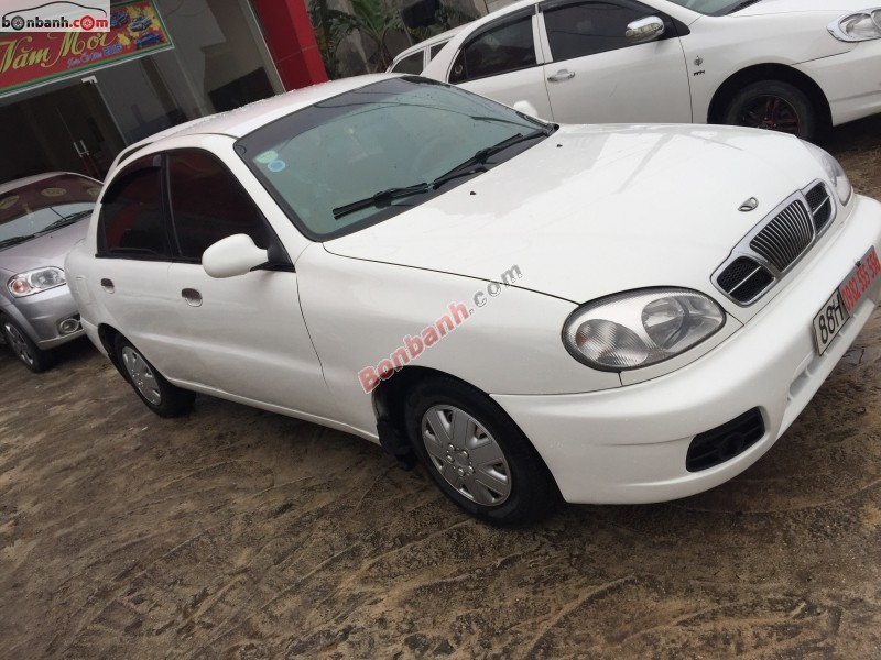 Xe Daewoo Lanos  2001