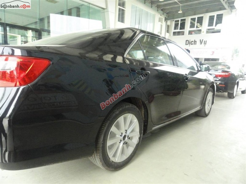 Xe Toyota Camry 2.5G 2015