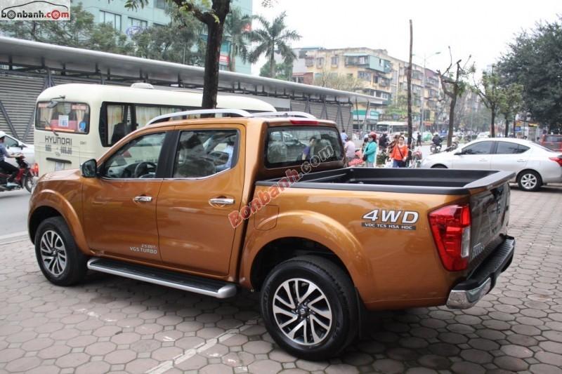 Xe Nissan Navara VL NP300 2015