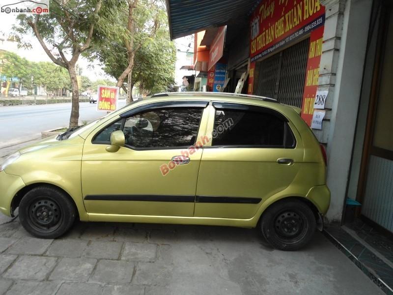 Xe Chevrolet Spark  2008