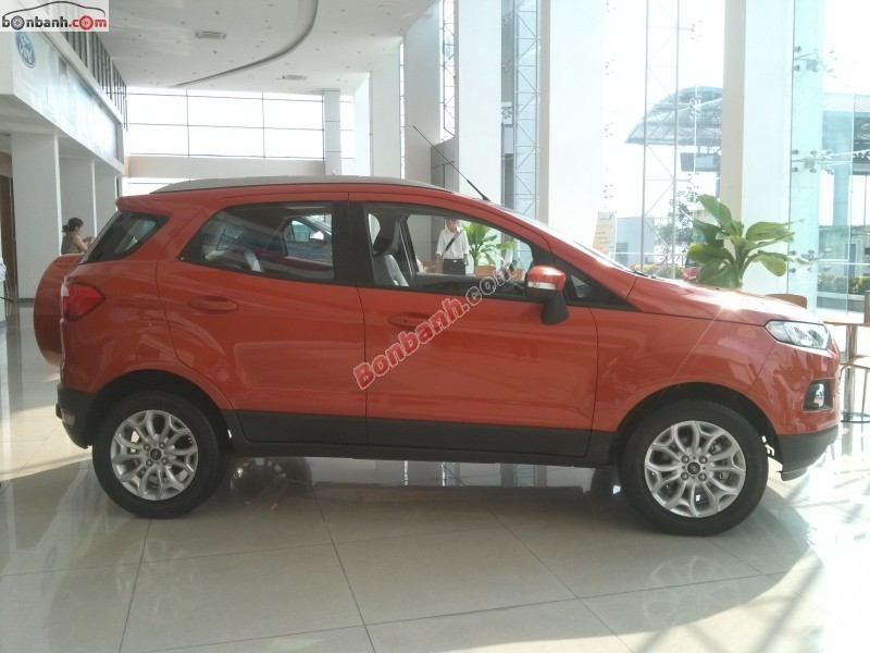 Xe Ford EcoSport 1.5 Trend AT 2015