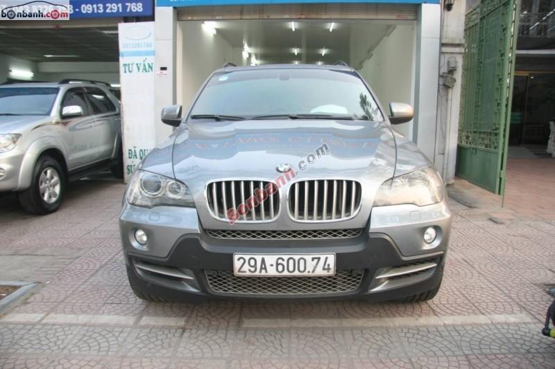 Xe BMW X5 4.8 2007