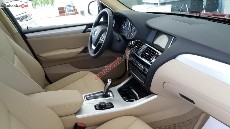 Xe BMW X3 xDrive 20i LCI 2015