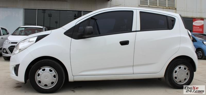 Xe Chevrolet Spark  2011