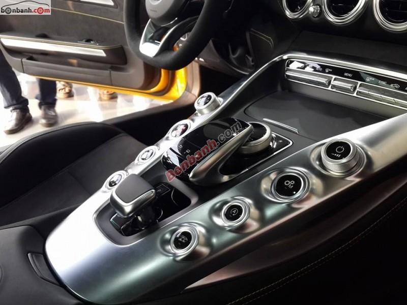 Xe Mercedes-Benz G class AMG GT S 2015
