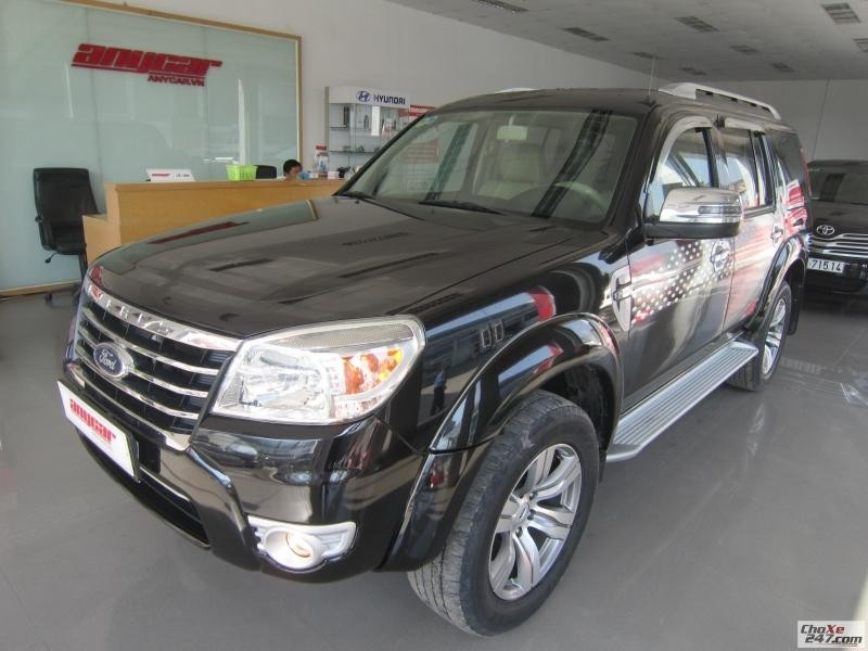 Xe Ford Everest  2010