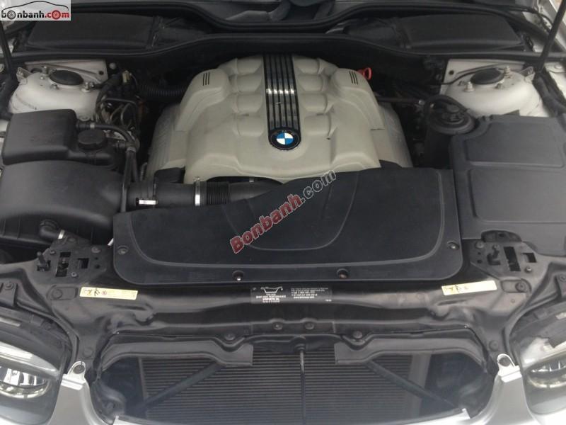 Xe BMW 7 Series 745LI 2003