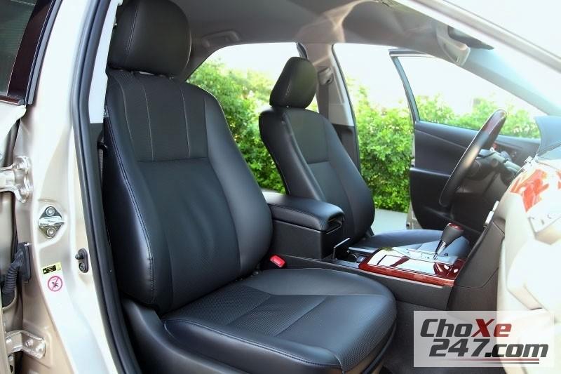 Xe Toyota Camry 2.5Q 2013