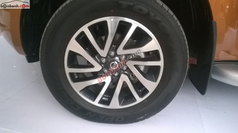 Xe Nissan Navara 2.5 VL 2015