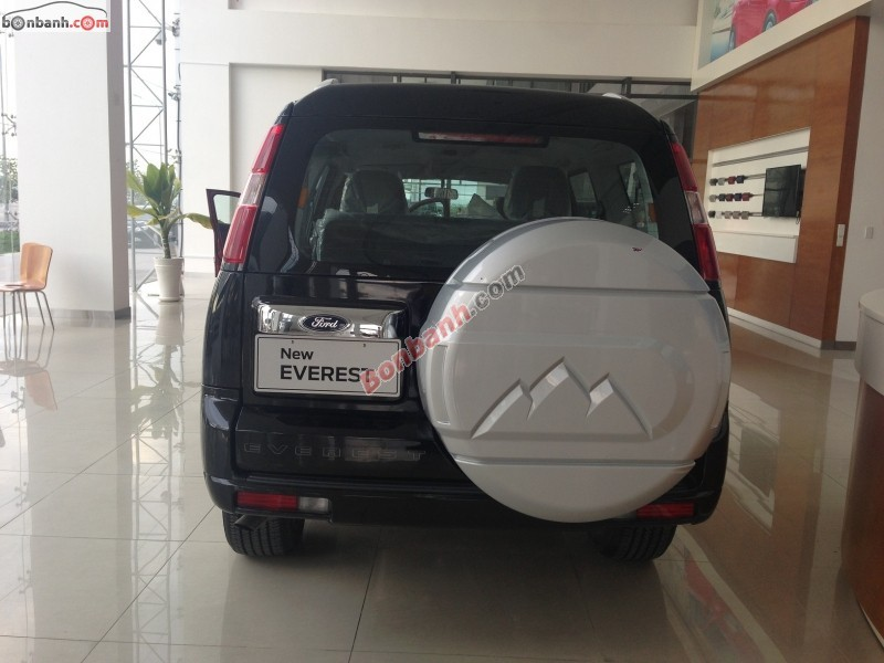Xe Ford Everest 2.5L MT 2015
