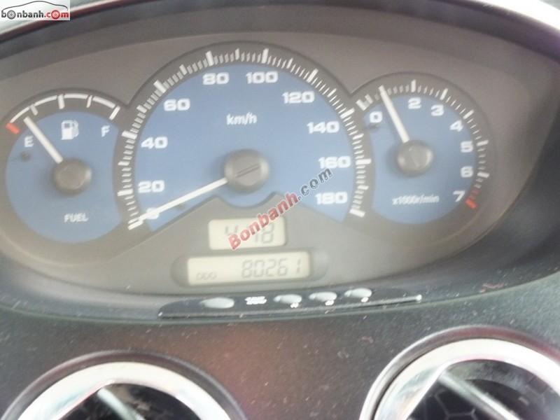 Xe Chevrolet Spark LT 2009
