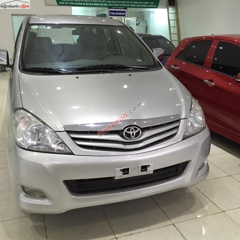 Xe Toyota Innova 2.0G 2008
