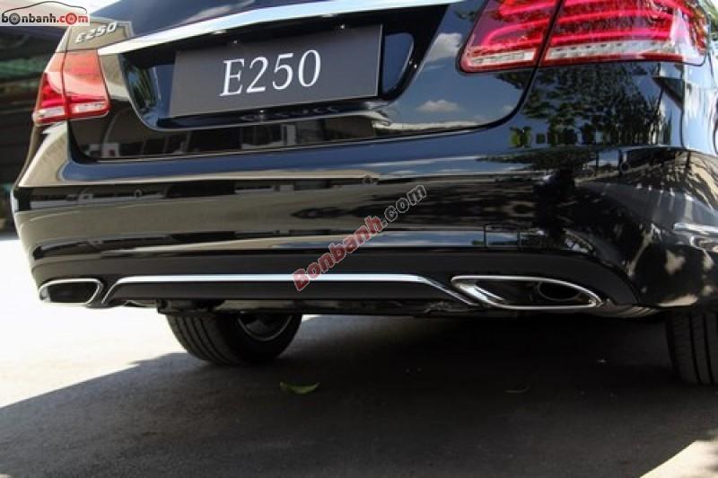Xe Mercedes-Benz E class 250 AMG 2015