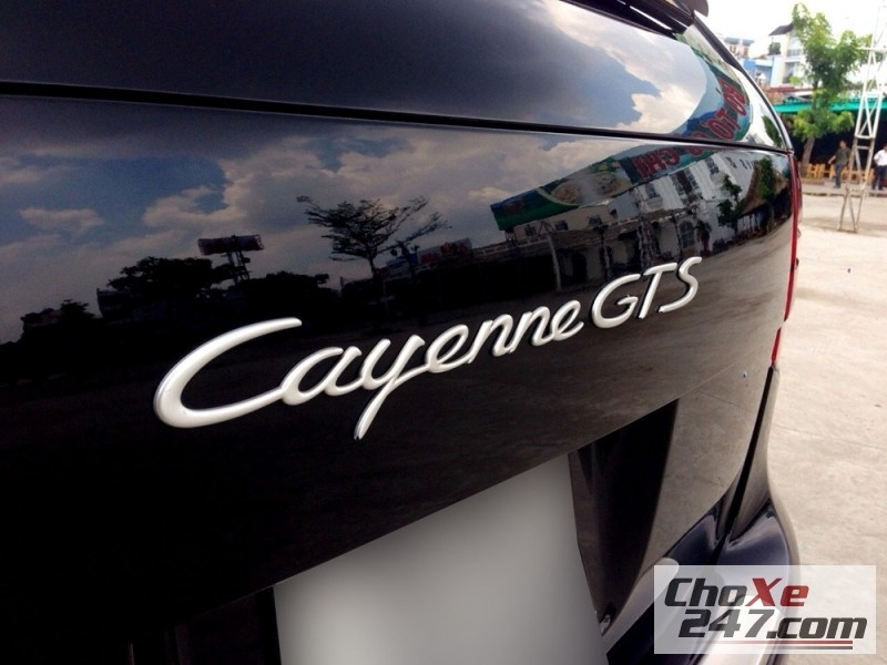 Xe Porsche Cayenne GTS 2009 10