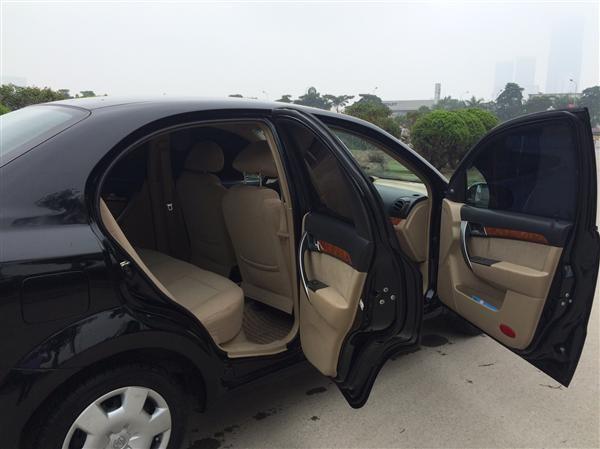 Xe Daewoo Gentra sx -   cũ Trong nước 2010