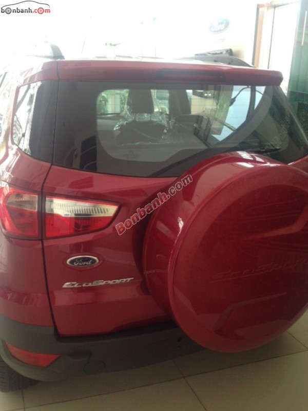Xe Ford EcoSport Titanium 1.5AT 2015